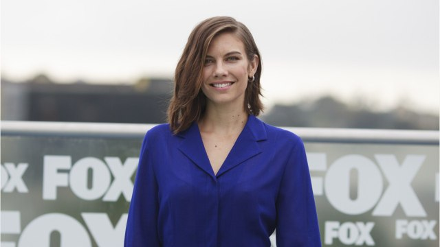 Lauren Cohan Seen With Former 'The Walking Dead' Co-Stars