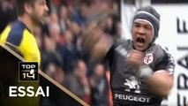 1:38 TOP 14 - Essai Cheslin KOLBE (ST) - Toulouse - Clermont - J22 - Saison 2018/2019