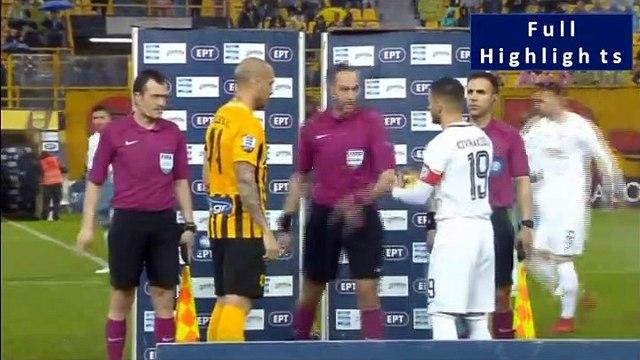 Aris 0-2 Atromitos - Full Highlights 14.04.2019