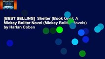 [BEST SELLING]  Shelter (Book One): A Mickey Bolitar Novel (Mickey Bolitar Novels) by Harlan Coben