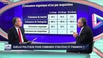 BFM Stratégie: (Cours 59) Comment combiner stratégie et politique financière ? - 13/04
