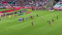 Western Sydney Wanderers and Sydney FC draw 1-1 in A-League derby