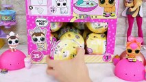 LOL SURPRISE PETS Series 3 Full Box LOL Surpresa les animaux de estimação LOL Surprise Animaux de compagnie