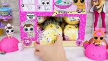 LOL SURPRISE PETS Series 3 Full Box LOL Surpresa les animaux de estimação LOL Surprise Animaux de compagnie