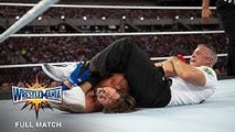 FULL-MATCH: WWE WrestleMania 33 - Shane McMahon vs. AJ Styles | Wrestling Archives