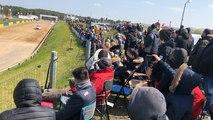 Première épreuve du rallycross