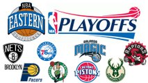 NBA Eastern Conference Playoff Preview With Britt & Chris!