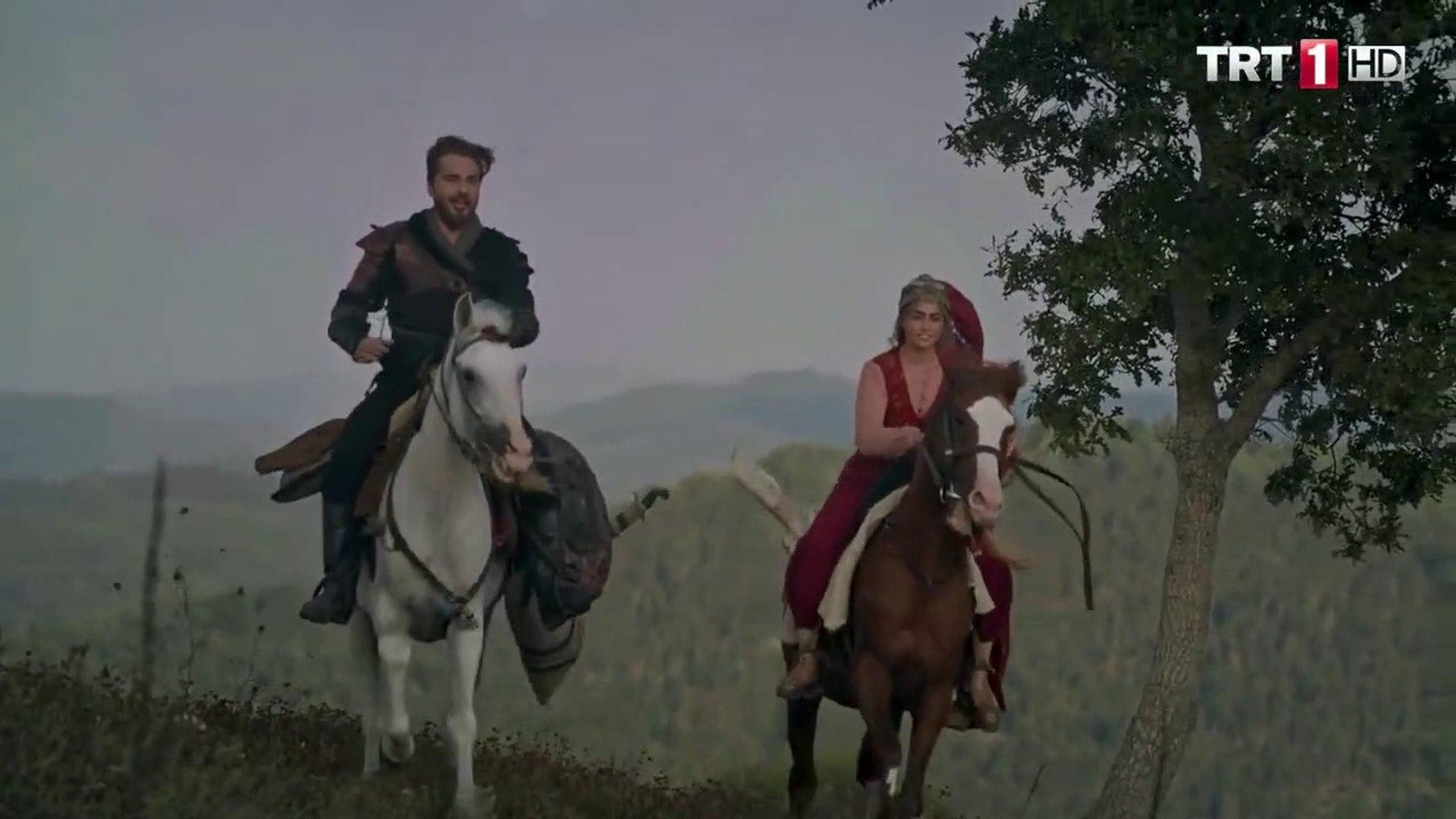 Resurrection: Ertugrul | Season 2 | Episode 77 | Part 1 | [ENGLISH  SUBTITLES]