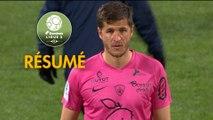 AS Nancy Lorraine - Stade Brestois 29 (2-3)  - Résumé - (ASNL-BREST) / 2018-19