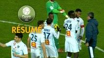 FC Sochaux-Montbéliard - Havre AC (1-3)  - Résumé - (FCSM-HAC) / 2018-19