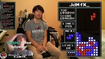 Tetris a un 33e niveau, il est le premier à jamais y avoir joué !