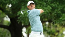 WATCH: Rory McIlroy struggling early in Round 3 at Masters