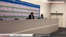 """OM-Nîmes - Garcia sur le retour en forme de Luiz Gustavo : """"C'est un bonheur qu'il ait pu marquer"""""""