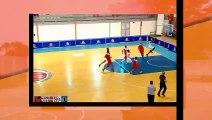 Traore Fodé, pivot de AZUR et basketteur international