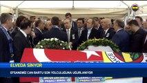 Efsanemiz Can Bartu'nun Cenaze Töreni - 13/04/2019 #FBTV ELVEDA SİNYOR!