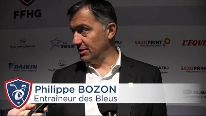 Prépa Mondial. France-Russie : la réaction de Philippe Bozon