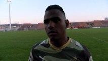 Melvin Adrien gardien du FC Martigues