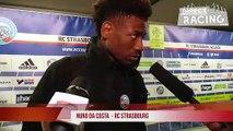 """Nuno Da Costa : """"On aurait préféré marquer une seule fois sans en prendre"""""""