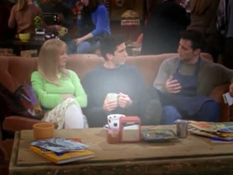 Friends - S06E17 - The One With Unagi