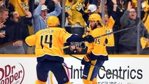 NHL Playoff Highlights: Stars at Predators