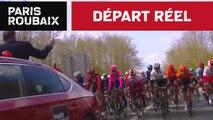 Départ réel  - Paris-Roubaix 2019