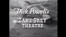 Sundown at Bitter Creek S2 E19 Zane Grey Theatre Dick Powell Classic Western TV