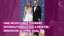 """""""Tu m'inspires"""" : Jessica Biel fait pleurer son mari Justin Timberlake avec un message très romantique"""