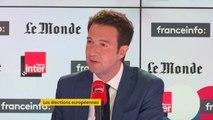 """Guillaume Peltier : """"Notre ligne est extrêmement claire, il n'y aura pas d'alliance avec l'extrême-droite"""" au parlement européen"""
