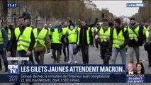 Avant même les annonces d'Emmanuel Macron, les gilets jaunes appellent à manifester le 20 avril