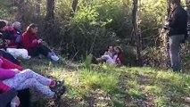 Randonnée théâtrale : les lecteurs de La Provence redécouvrent Marcel Pagnol dans les collines d'Allauch