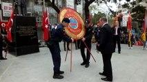 Burhaniye'de Atatürk'ün İlçeye Gelişinin 85.yılı Kutlandı