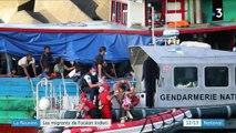 La Réunion : 120 migrants sri-lankais interceptés dans l'océan Indien