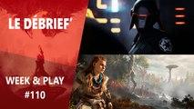 Débrief' : Dragon Age 4, Star Wars, Horizon Zero Dawn 2 et changement PSN