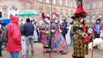 La troisième édition des Féeries vénitiennes à Saverne a attiré des centaines de spectateurs