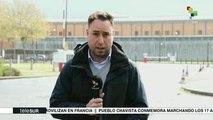teleSUR Noticias: Exigen bloquear extradición de Assange a EEUU