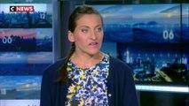 Clémence Calvin sur CNEWS : «J'ai eu énormément de soutien»