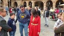 Arrimadas en Salamanca