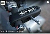 Grip Lock ou comment sécuriser un deux-roues