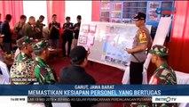 Kapolda Jabar dan Pangdam III Pantau Pengamanan Pemilu di Garut