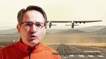 El avión más grande del Mundo hace su primer vuelo: Stratolaunch está diseñado para lanzar naves al espacio