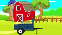 #Ursus C-360 Tractor in Action | Video for Kids | Tracteur pour les Enfants, bac à sable, le Bois, la Paille ;)