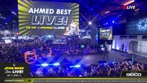 Ahmed Best Takes The Stage At SWCC 2019 The Star Wars Show Live!
