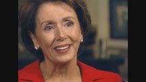 """From the """"60 Minutes"""" archives: Nancy Pelosi"""