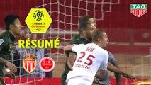 AS Monaco - Stade de Reims (0-0)  - Résumé - (ASM-REIMS) / 2018-19
