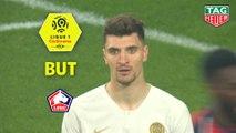 But Thomas MEUNIER (7ème csc) / LOSC - Paris Saint-Germain - (5-1) - (LOSC-PARIS) / 2018-19