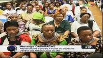 ORTM/Commémoration du génocide du Rwanda par les Rwandais vivant au Mali