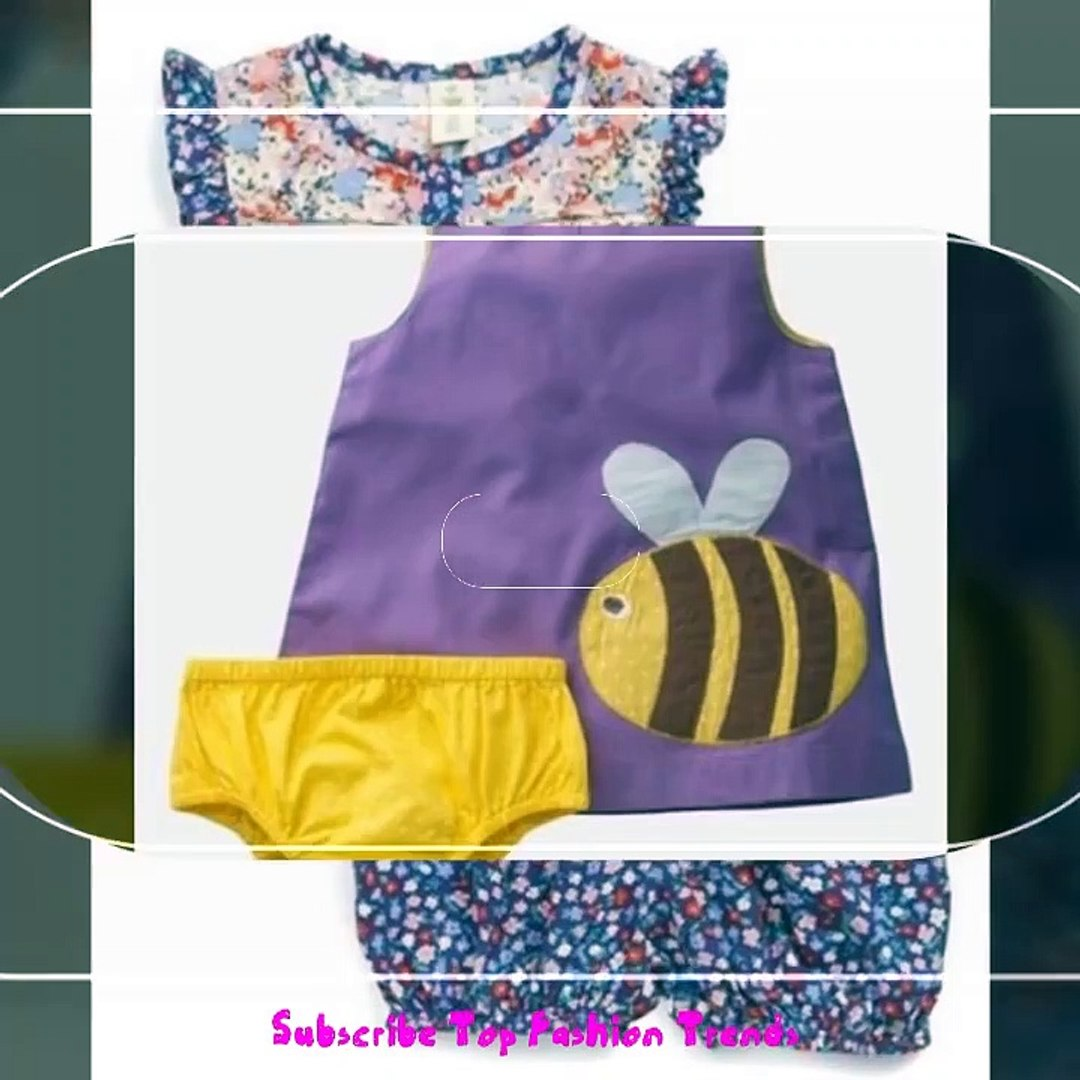 Baby Girls Clothes Designs