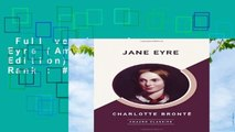 Full version  Jane Eyre (AmazonClassics Edition)  Best Sellers Rank : #5