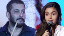 Alia Bhatt talks about working with Salman Khan in Inshallah; Check Out | FilmiBeat