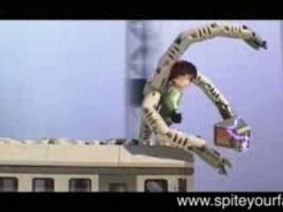 Spiderman 2 en Lego!